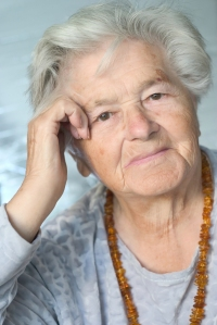 bigstockphoto_Senior_Woman_Smiling_1059866